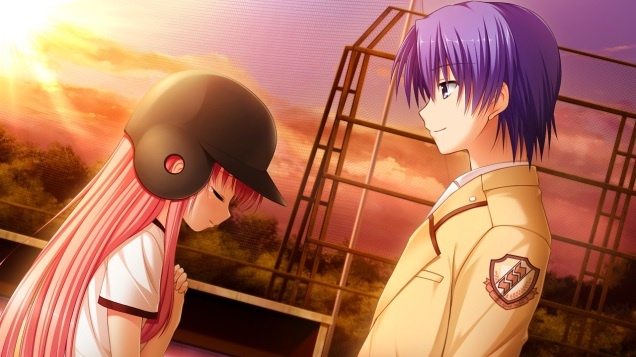 Konachan.com - 202660 angel_beats! game_cg hinata_hideki male na-ga yui_(angel_beats!).jpg
